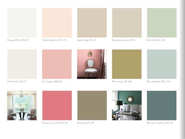 palette 2014 de benjamin moore blog tendance d coration inspiration design int rieur. Black Bedroom Furniture Sets. Home Design Ideas